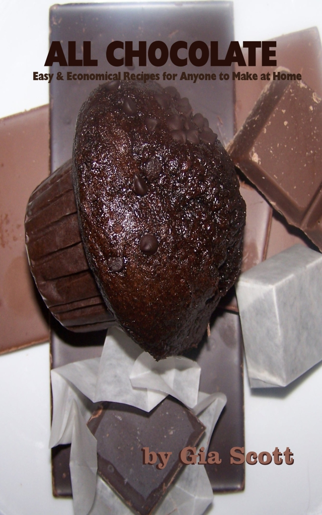 Cover for All Chocolate Easy & Economical Recipes Anyone Can Make At Home