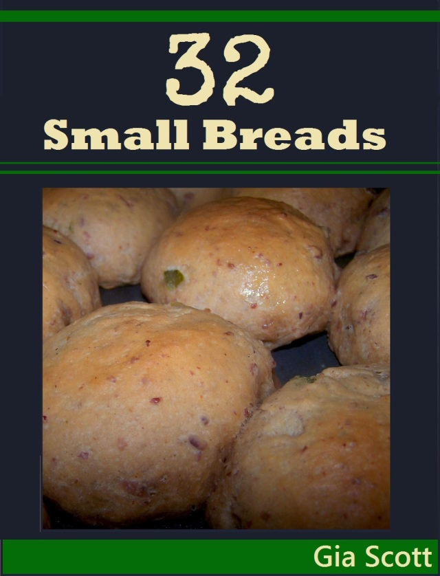 32 Small Breads Front Cover
