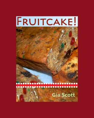 Red Cover Fruitcake!